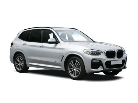BMW X3 Estate xDrive 30e M Sport 5dr Auto