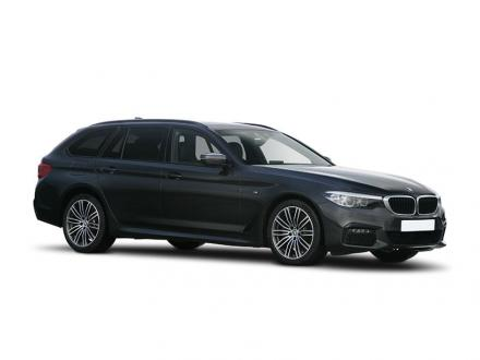 BMW 5 Series Touring 540i MHT xDrive M Sport 5dr Auto [Pro Pack]
