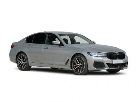 BMW 5 Series Saloon Special Editions 530d xDrive MHT M Sport Edition 4dr Auto