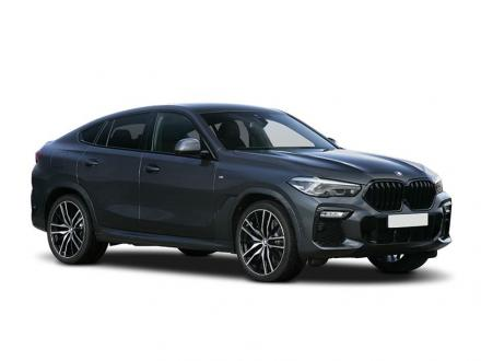 BMW X6 Diesel Estate xDrive30d MHT M Sport 5dr Step Auto [Pro Pack]