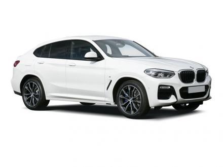 BMW X4 Diesel Estate xDrive30d MHT M Sport 5dr Auto [Plus Pack]